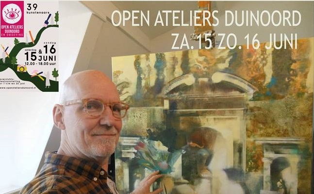 open ateliers duinoord 2019 Martin Koole 15 en 16 juni